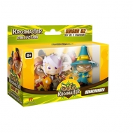 KROSMASTER ARENA - Pack de 2 figurines S2 Abracadabra
