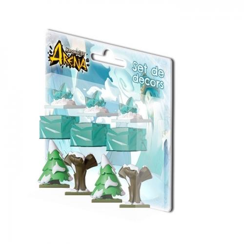 KROSMASTER ARENA - Pack 1 de Décors Frigost Saison 2