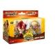 KROSMASTER ARENA - Pack de 2 figurines S2 ChauffeMarcel