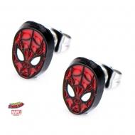 Spider-Man - Boucles d'oreille Face