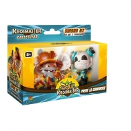 KROSMASTER ARENA - Pack de 2 figurines S2 PasseLaGourdasse
