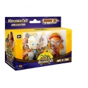 KROSMASTER ARENA - Pack de 2 figurines S2 TapeAloeil