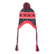 Marvel - Bonnet de ski Spiderman Xmas Laplander