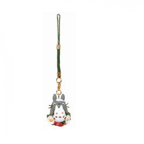 GHIBLI - Strap mini figurine Totoro Camellia 4cm