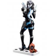 Marvel - Statuette Bishoujo 1/7 Domino 22 cm