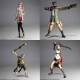 FINAL FANTASY XIII - Trading Arts (set de 4 Figurine)