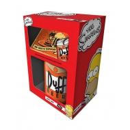 Les Simpsons - Coffret cadeau Duff