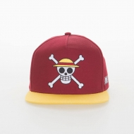 One Piece - Casquette Snapback Monkey D. Luffy