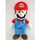 NINTENDO - Mario Bross WII - Peluche Medium Mario (24cm)