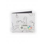 Nintendo - Porte-monnaie SNES Controller AOP