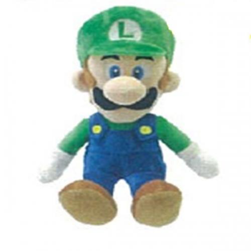 NINTENDO - Peluche Mario Bros - Luigi medium (30 cm)
