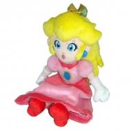 NINTENDO - Peluche Mario Bros Princesse Peach - 23cm