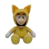 NINTENDO - Peluche Super Mario Fox Luigi Mini 22cm
