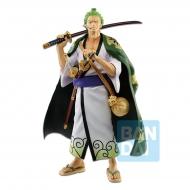One Piece - Figurine Zoro Japanese Style 26 cm