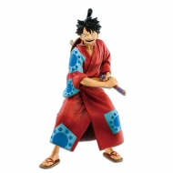 One Piece - Figurine Monkey D. Luffy Japanese Style 25 cm