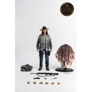The Walking Dead - Figurine 1/6 Carl Grimes Deluxe Version 29 cm