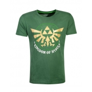 The Legend of Zelda - T-Shirt Golden Hyrule