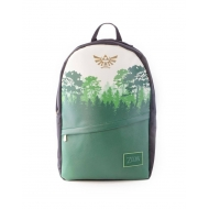 The Legend of Zelda - Sac à dos Core Green Forrest