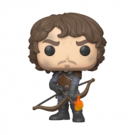 Game of Thrones - Figurine POP! Theon avec flèche en feu 9 cm