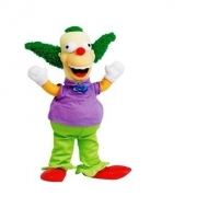SIMPSONS - Peluche de Krusty le clown (31 cm)
