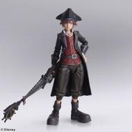 Kingdom Hearts III Bring Arts - Figurine Sora Pirates of the Caribbean Ver. 15 cm