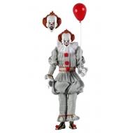 « Il » est revenu 2017 - Figurine Retro Pennywise 20 cm