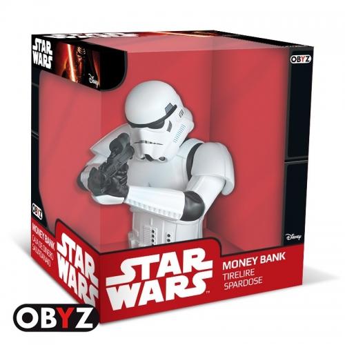 STAR WARS - Tirelire Storm Trooper
