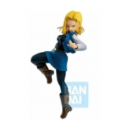 Dragonball Z - Statuette The Android Battle Android 18