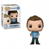 Community - Figurine POP! Jeff Winger 9 cm