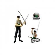 ONE PIECE - Action Figure - Figurine Zoro 12 cm