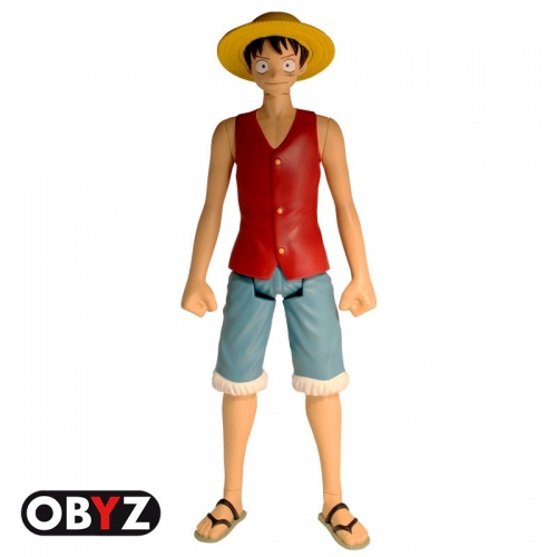 ONE PIECE - Figurine géante Luffy 30 cm