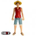 ONE PIECE - Figurine géante Luffy 30 cm
