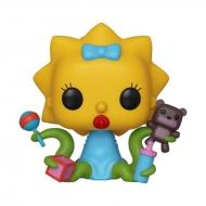 Les Simpson - Figurine POP! Alien Maggie 9 cm