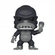 Les Simpson - Figurine POP! King Kong Homer 9 cm