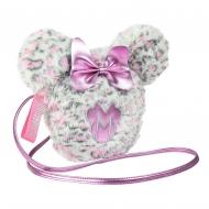 Disney - Sac à bandoulière peluche Safari Collection Minnie