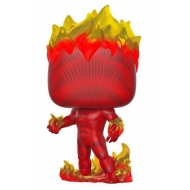Marvel 80th - Figurine POP! Human Torch (First Appearance) 9 cm
