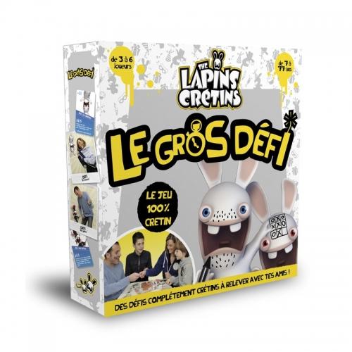 LAPINS CRETINS - Le Gros Défi