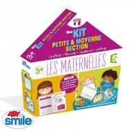 Les Maternelles - Jeu Mon kit petite et moyenne section