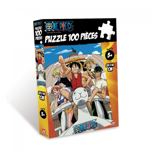 ONE PIECE - Puzzle - 100 Pcs Vogue Merry