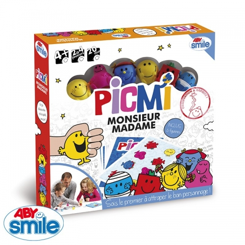 MONSIEUR MADAME - Picmi
