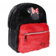 Disney - Sac à dos peluche Casual Fashion Minnie 21 x 26 x 10 cm