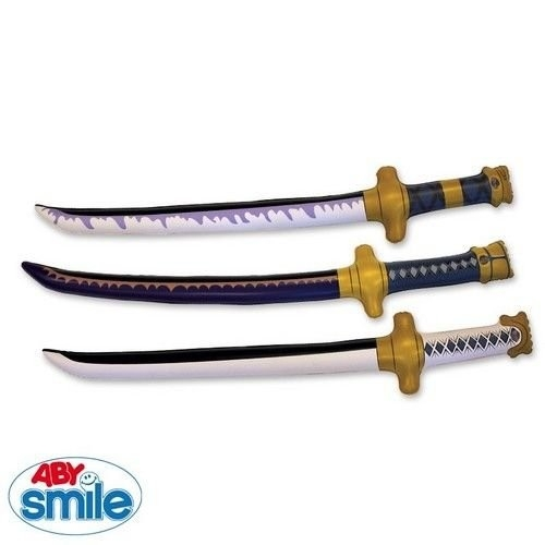 ONE PIECE - Set de 3 sabres gonflables - Zoro