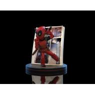 Marvel - Diorama Q-Fig Deadpool 4D 10 cm