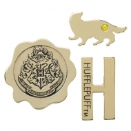 Harry Potter - Pack 3 pin's Hufflepuff
