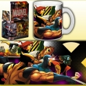 MARVEL - Mug Wolverine - X-Men Team