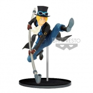 One Piece - Statuette BWFC Sabo Normal Color Ver. 20 cm