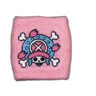 ONE PIECE - Serre-poignet coton Skull Chopper