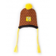 Super Mario - Bonnet de ski Block Laplander