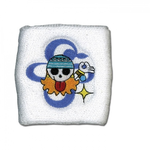 ONE PIECE - Serre-poignet coton Skull Nami