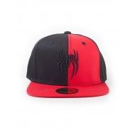 Marvel - Casquette Snapback Emboidery Logo Spider-Man
